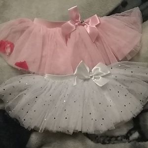 Other - Size 0-3 months baby girls tutus